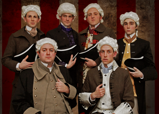 Founding Fathers Brought to 2012
