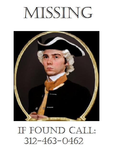 James Madison is Missing